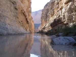 regions texas bend national park