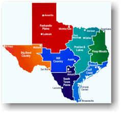 Texas Piney Woods Region