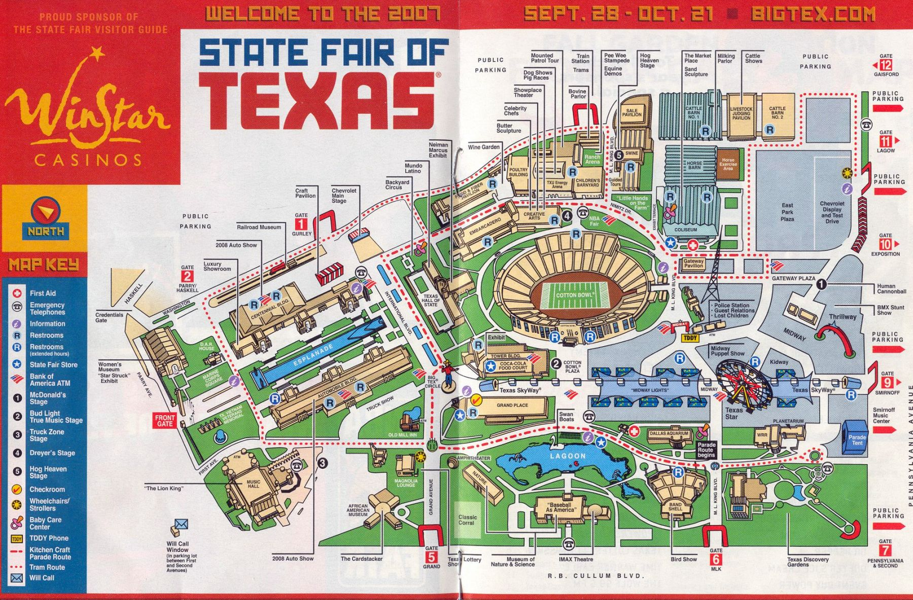 Texas State Fair Map 2013 Related Keywords Amp Suggestions
