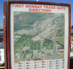 Canton First Monday Trade Days on