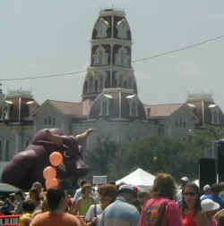 Parker County Peach Festival in Weatherford