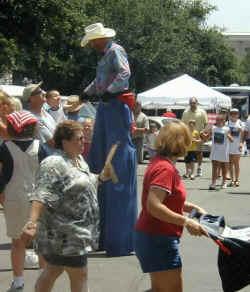 parker county peach festival vendor application