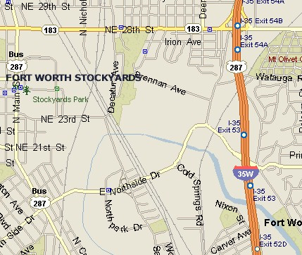 Fort Worth Stockyards Map on map downtown daytona beach, map downtown st. louis, map downtown lowell, map downtown mckinney, map downtown raleigh, map downtown albany, map downtown ventura, city map of north fort worth, map downtown durham, map downtown nashville, map downtown charleston, map downtown trenton, map downtown st. petersburg, map fort worth stock show, map downtown baltimore, map downtown eugene, map downtown denton, map downtown gainesville, map downtown redding, map downtown salem,