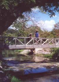 Turner Falls Park In Oklahoma