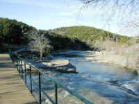 Used Car Lot Okc >> Turner Falls Park in Oklahoma in Winter