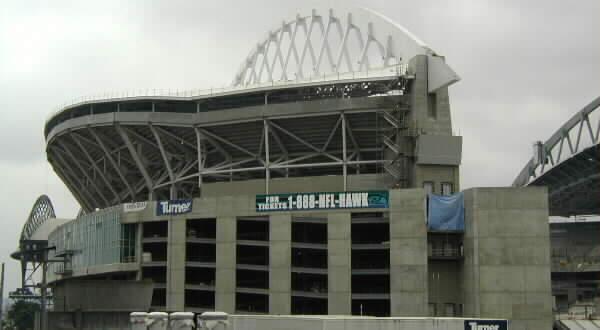 Seattle S Stadiums